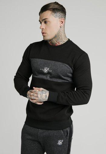 CREW SWEATER - Sweatshirt - grey