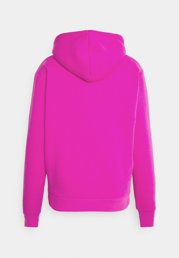 Karl Kani SMALL SIGNATURE BOX HOODIE UNISEX - Bluza - pink/rÓżowy Odzież Męska NEXQ