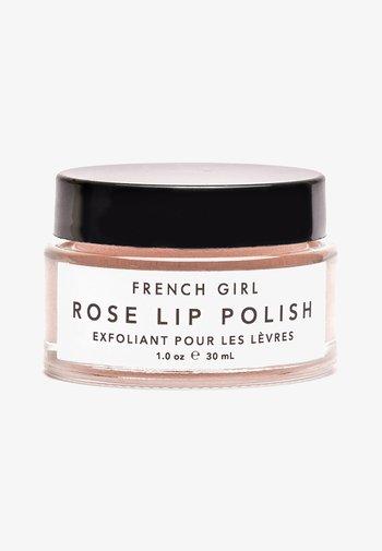 ROSE LIP POLISH - Lip scrub - -