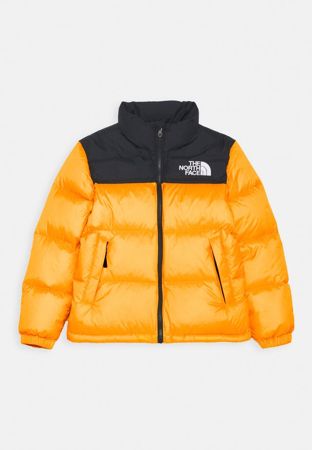 RETRO NUPTSE UNISEX - Down jacket - summit gold