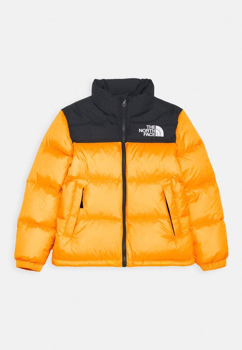 The North Face - RETRO NUPTSE UNISEX - Down jacket - summit gold
