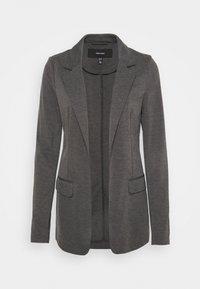 Vero Moda Tall - VMJILLNINA  - Blazer - dark grey melange - 4