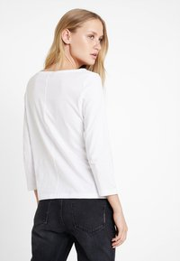 Tommy Hilfiger - NEW TILLY BOAT TEE - Long sleeved top - white - 2