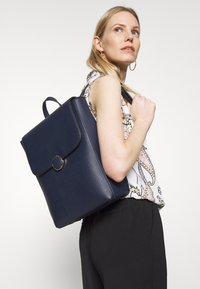 Anna Field - Rucksack - dark blue - 1