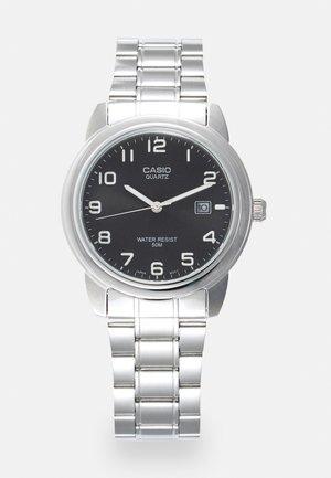 UNISEX - Klocka - silver-coloured/black