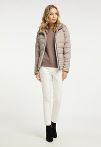 DreiMaster - Winter jacket - steingrau - 1