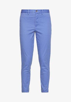 SLIM LEG PANT - Pantalones - indigo sky