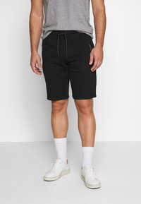 Superdry - COLLECTIVE SHORT - Shorts - black - 0