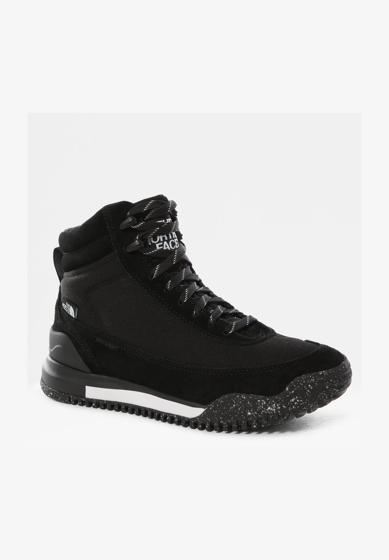 The North Face - BACK-TO-BERKELEY III - Hiking shoes - TNF Black-TNF White