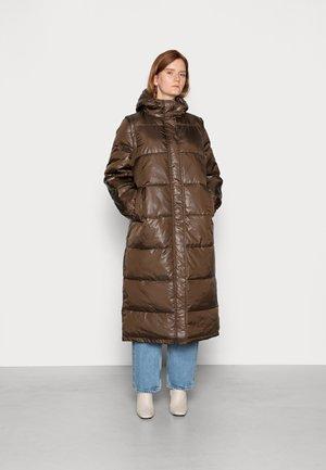 ENHUDSON JACKET - Zimní kabát - slate black