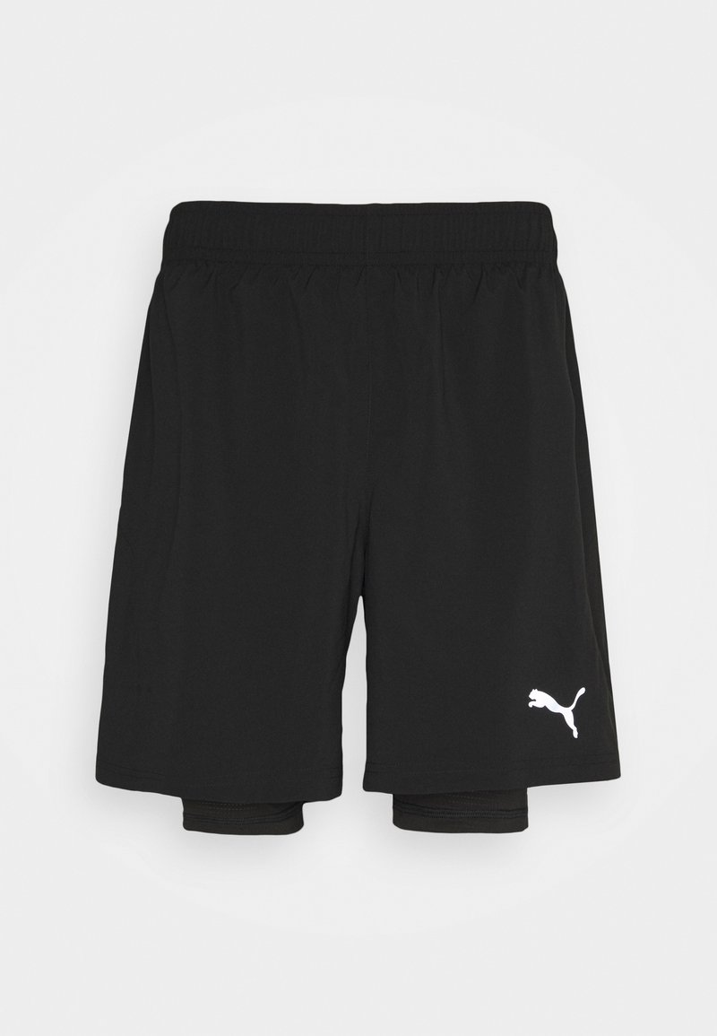 Puma - RUN FAVORITE SHORT - Träningsshorts - puma black