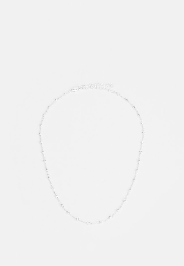 BALL CHAIN - Halsband - silver-coloured