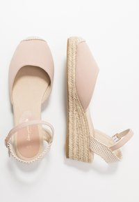 New Look - TOBAGO - Espadrillot - oatmeal - 3