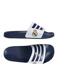 adidas Performance - Sandały kąpielowe - blauweiss - 2