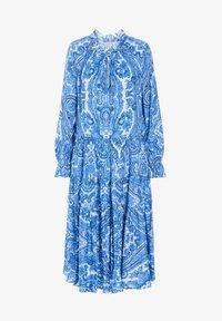 Dea Kudibal - VIOLA - Day dress - paisley blue - 3