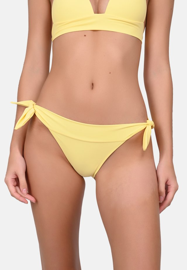 DIVA - Bikinibroekje - yellow