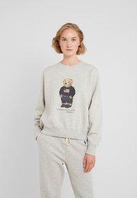 Polo Ralph Lauren - SEASONAL - Sweatshirt - light sport heather - 0