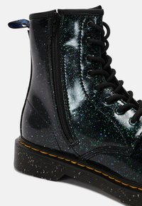 Dr. Martens - 1460 Y - Lace-up ankle boots - green cosmic glitter - 5