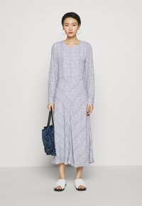 Bruuns Bazaar - TOFINA DRESS - Maxi dress - granite artwork - 2
