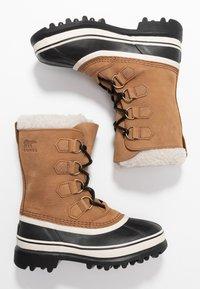 Sorel - CARIBOU - Winter boots - elk - 3