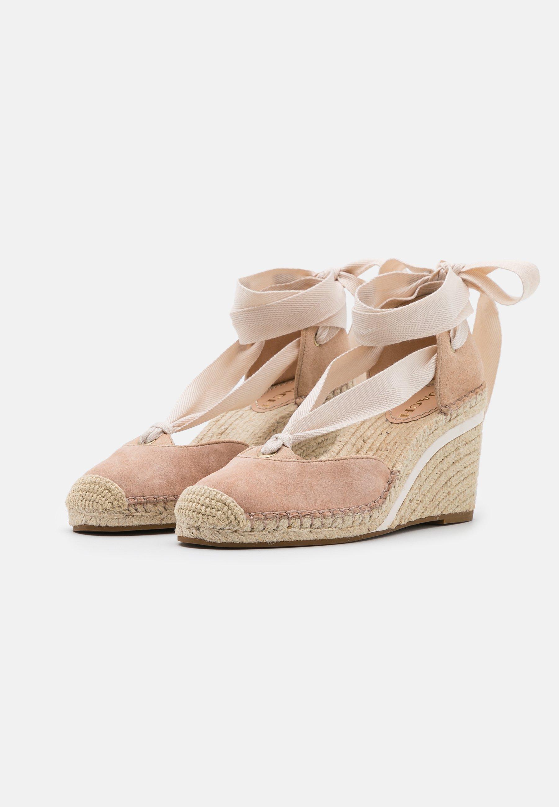 Women CARMEN - Lace-up heels