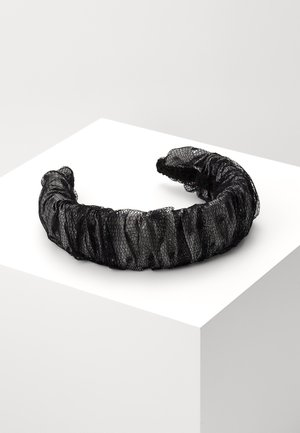POINT DE ESPIRIT HAIRBAND DOTTY - Hair styling accessory - pirite/nero