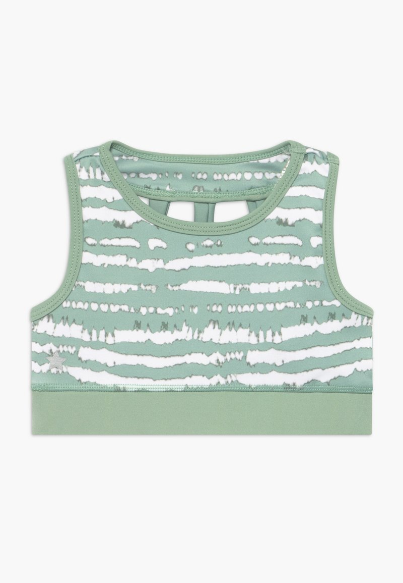 South Beach - GIRLS BRA - Sports bra - sage green