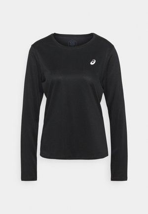 CORE - Long sleeved top - performance black