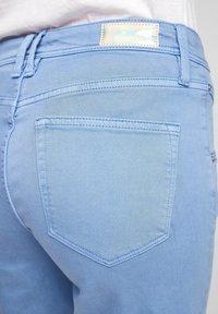 s.Oliver - Denim shorts - blue - 6