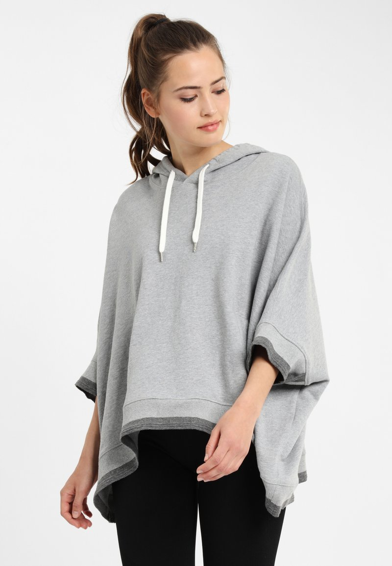 PONCHO COMPANY - Huppari - light grey