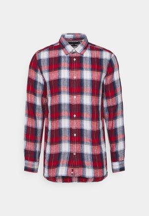 TARTAN CHECK SHIRT - Shirt - arizona red/multi