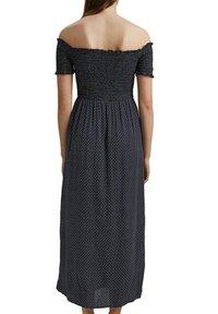 edc by Esprit - Maxi dress - navy - 2