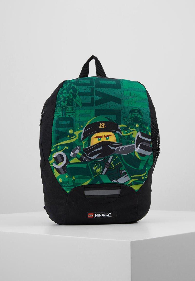Lego Bags - KINDERGARTEN BACKPACK - Batoh - green