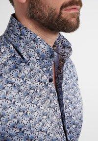 Eterna - MODERN FIT - Shirt - hellblau/marine - 2