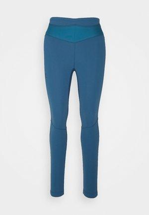 WARM - Leggings - mallard blue