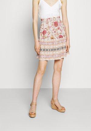 VIMASTAM FESTIVAL SKIRT - A-line skirt - birch