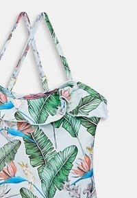 Esprit - Swimsuit - light aqua green - 2