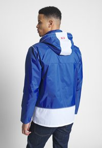 Vans - ANORAK - Summer jacket - sodalite blue/white - 2