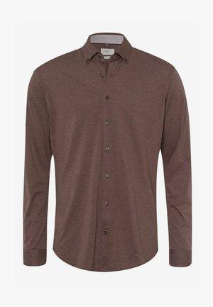 STYLE - Formal shirt - espresso