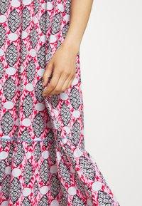 Résumé - ULRIKKE - Maxi šaty - pink - 4