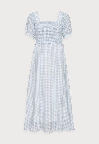 VERSA DRESS - Denní šaty - air blue