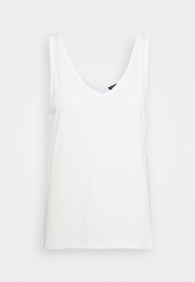 COLUMBINE TANK - Toppi - broken white