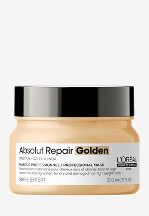 SERIE EXPERT ABSOLUT REPAIR MASK GOLD - Hair mask - -