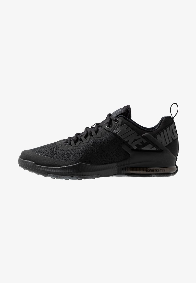 Nike Performance - ZOOM DOMINATION TR 2 - Sports shoes - black/anthracite