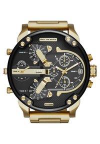 Diesel - MR DADDY 2.0 - Chronograph watch - gold - 0