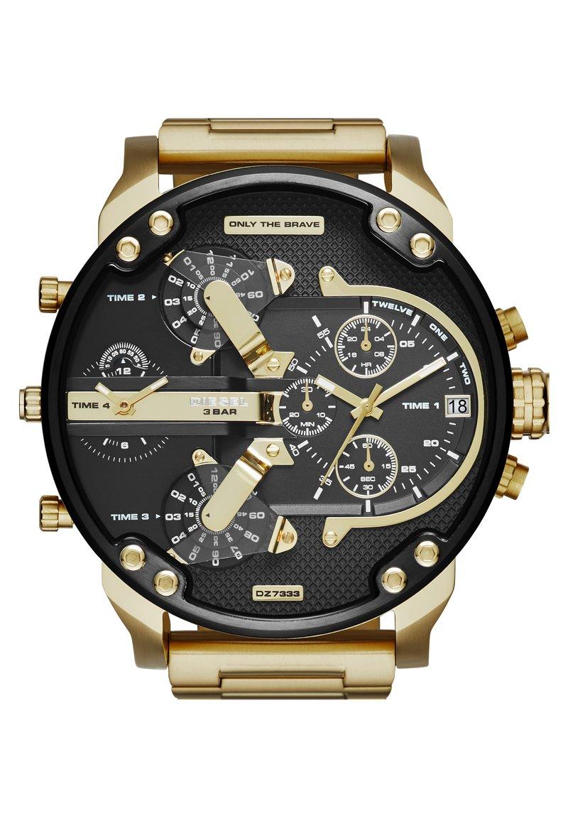 Diesel - MR DADDY 2.0 - Chronograph watch - gold