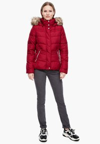 QS by s.Oliver - Winter jacket - brick red - 1