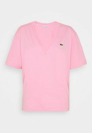 TF5458 - Basic T-shirt - rosatre