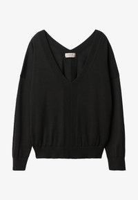 Falconeri - Sweatshirt - nero - 5