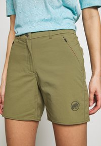 Mammut - Outdoor shorts - olive - 4
